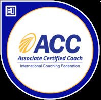 Associate Certified Coach logo